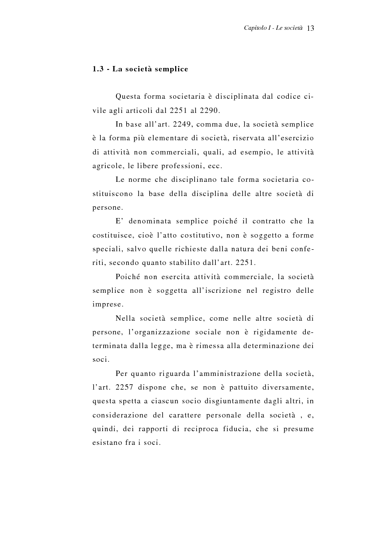 Anteprima della tesi: Le liquidazioni: aspetti economico-aziendali e di diritto positivo, Pagina 8