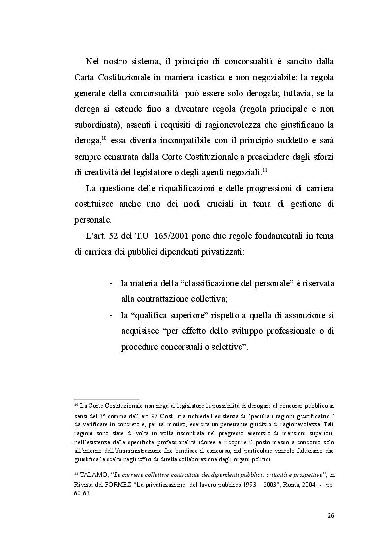 Estratto dalla tesi: La privatizzazione del pubblico impiego: dalla gestione amministrativa alla gestione manageriale. Il caso del mobbing