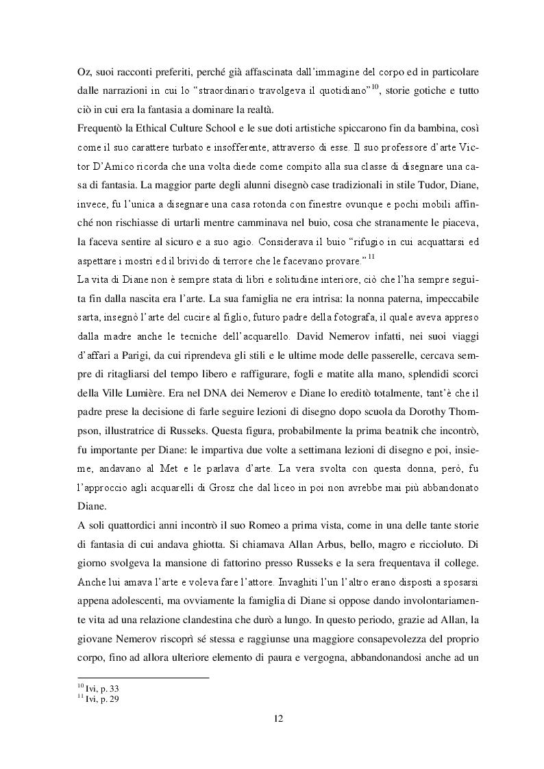 Estratto dalla tesi: LO STRAPPO - cambiamenti illogici e repentini nel gusto-
