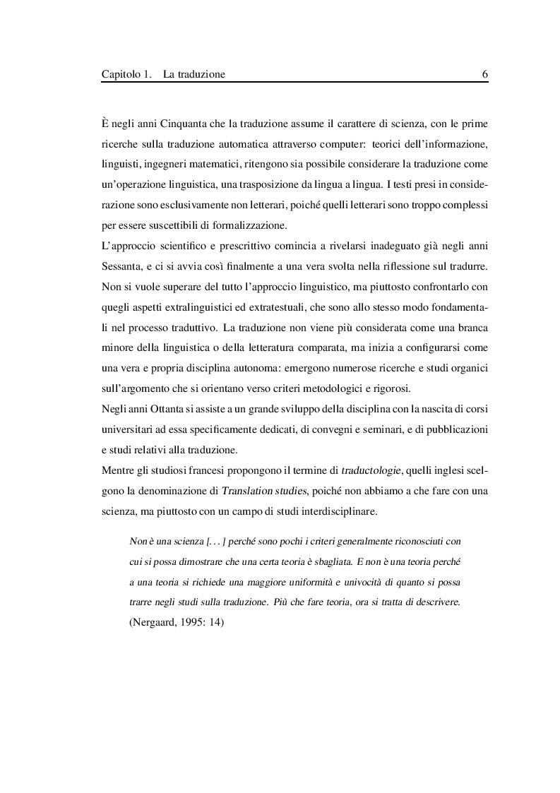 Estratto dalla tesi: Teorie e pratica della traduzione per l'infanzia. Proposta di traduzione di ''Was denkt die Maus am  Donnerstag?'' di Josef Guggenmos