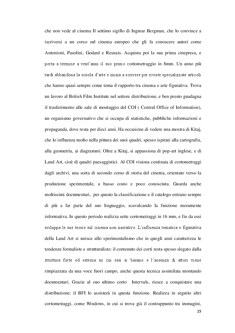 Estratto dalla tesi: ''Tulse Luper Suitcases'' un progetto transmediale di Peter Greenaway