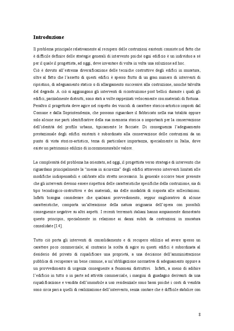 Estratto dalla tesi: Studio di un sistema per il recupero funzionale e prestazionale di tipologie edilizie con struttura in muratura mediante tecniche di svuotamento integrale e ricostruzione industrializzata con tecnologia CLT
