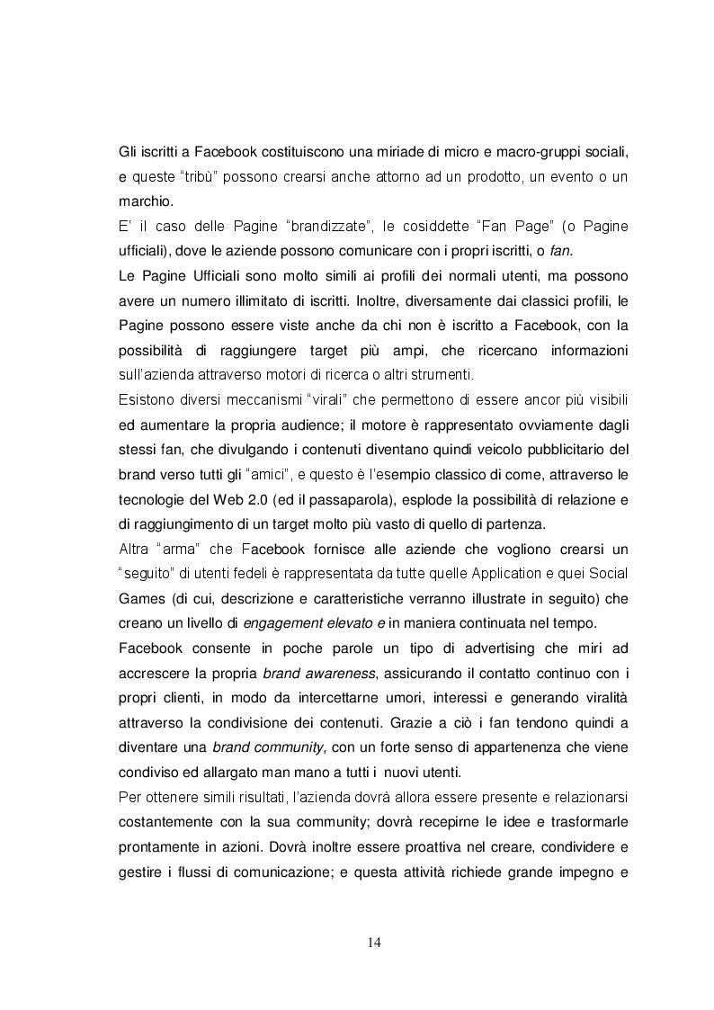 Estratto dalla tesi: Web 2.0 e New Media: l'utilizzo delle nuove tecnologie per la gestione delle relazioni con la Fan base nel sistema calcio. Il caso della Lega Serie A.