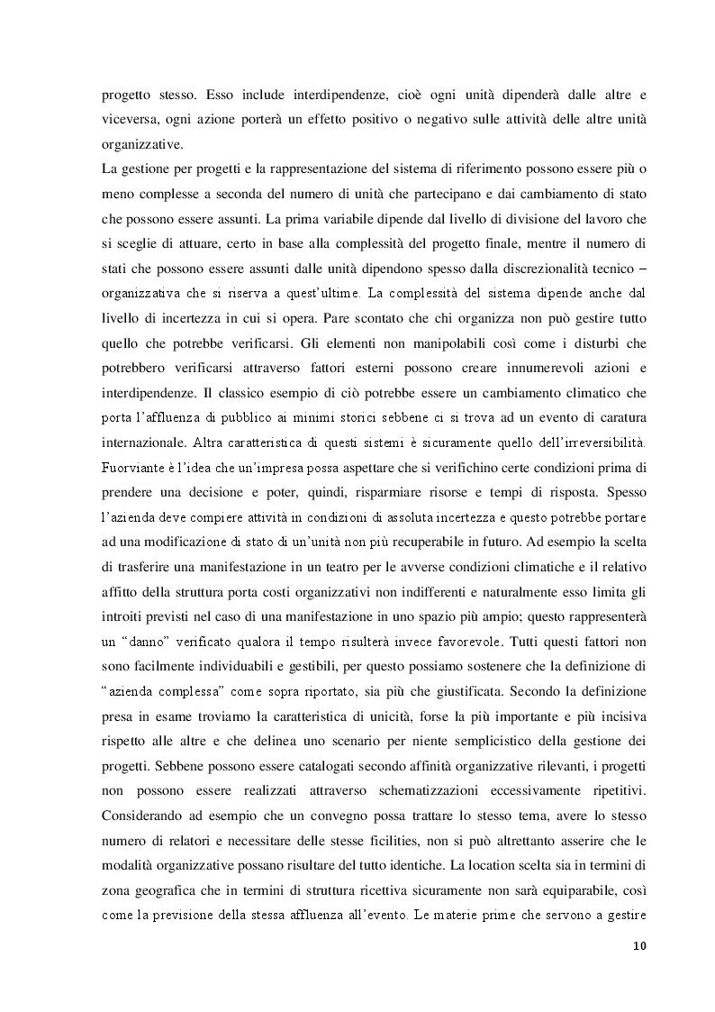 Estratto dalla tesi: Gli eventi musicali: teoria ed evidenza empirica