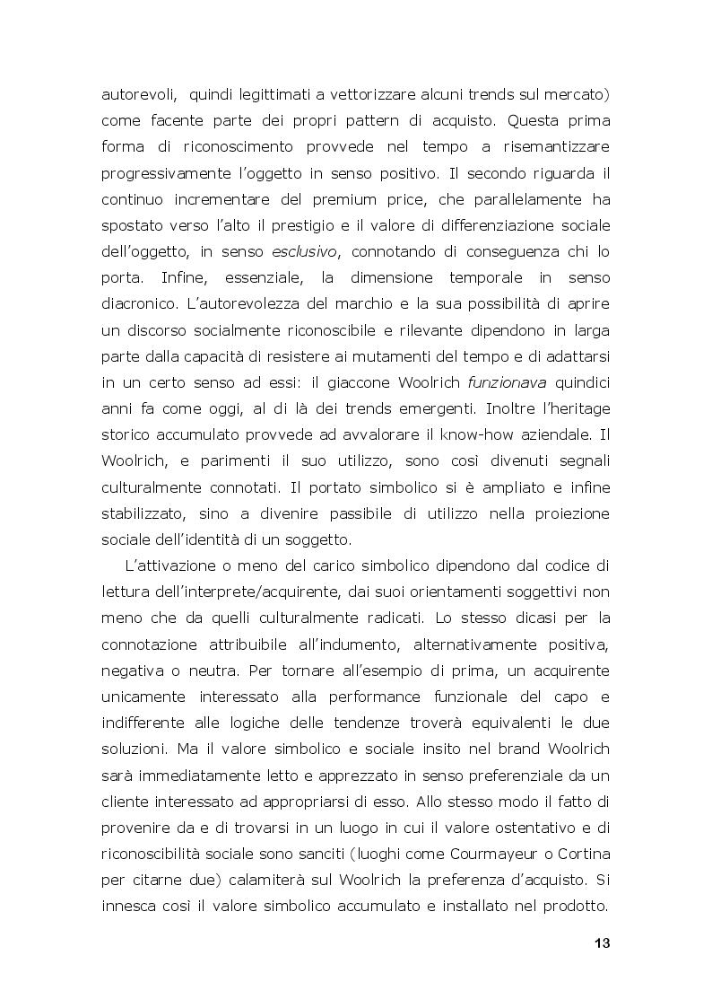 Estratto dalla tesi: Tra easy-luxury e sportswear: il caso Dsquared2