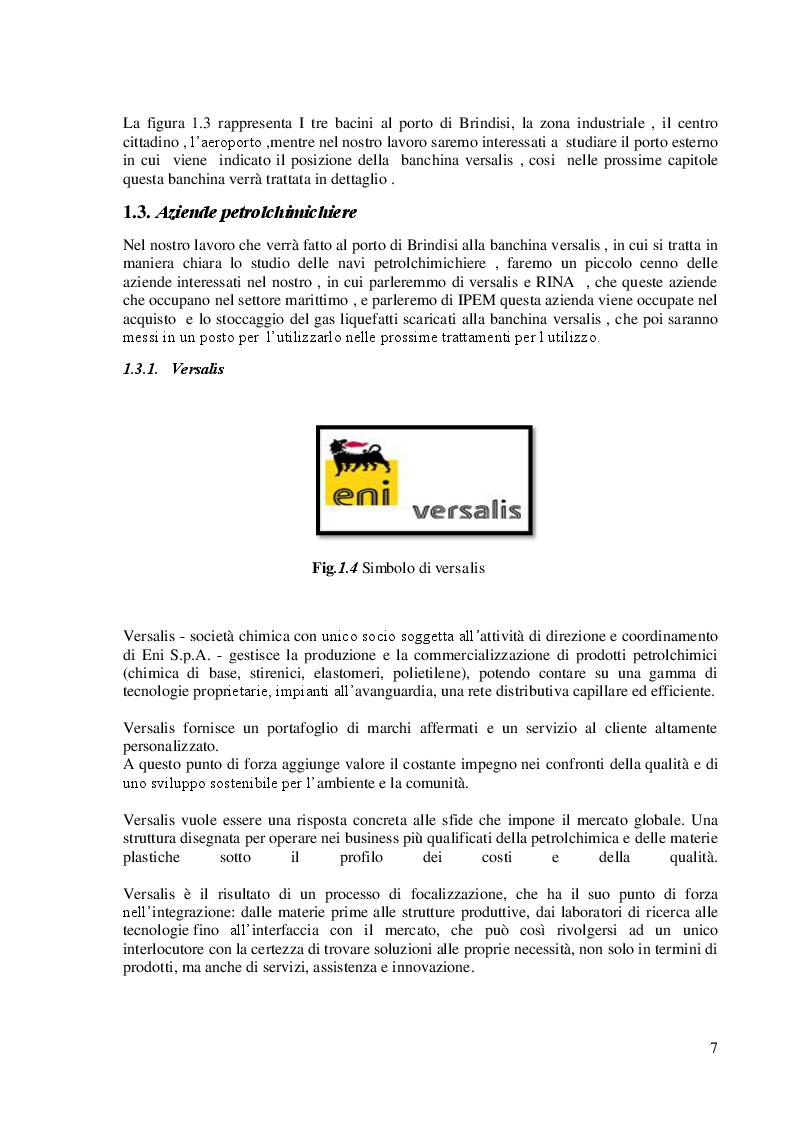 Estratto dalla tesi: Analisi mediante simulatore della logistica di approvvigionamento materiale del sito produttivo di versalis (Brindisi)