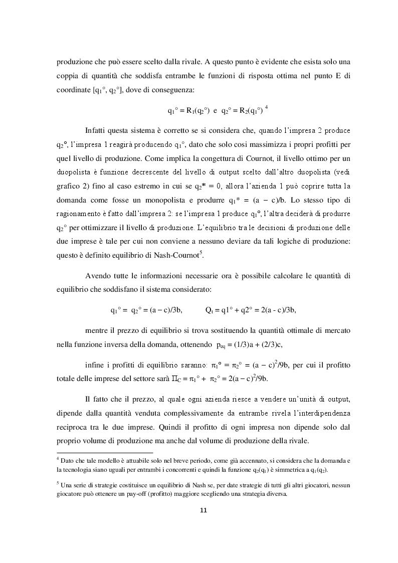 Estratto dalla tesi: Il mercato delle console elettroniche - Evoluzione e analisi economica