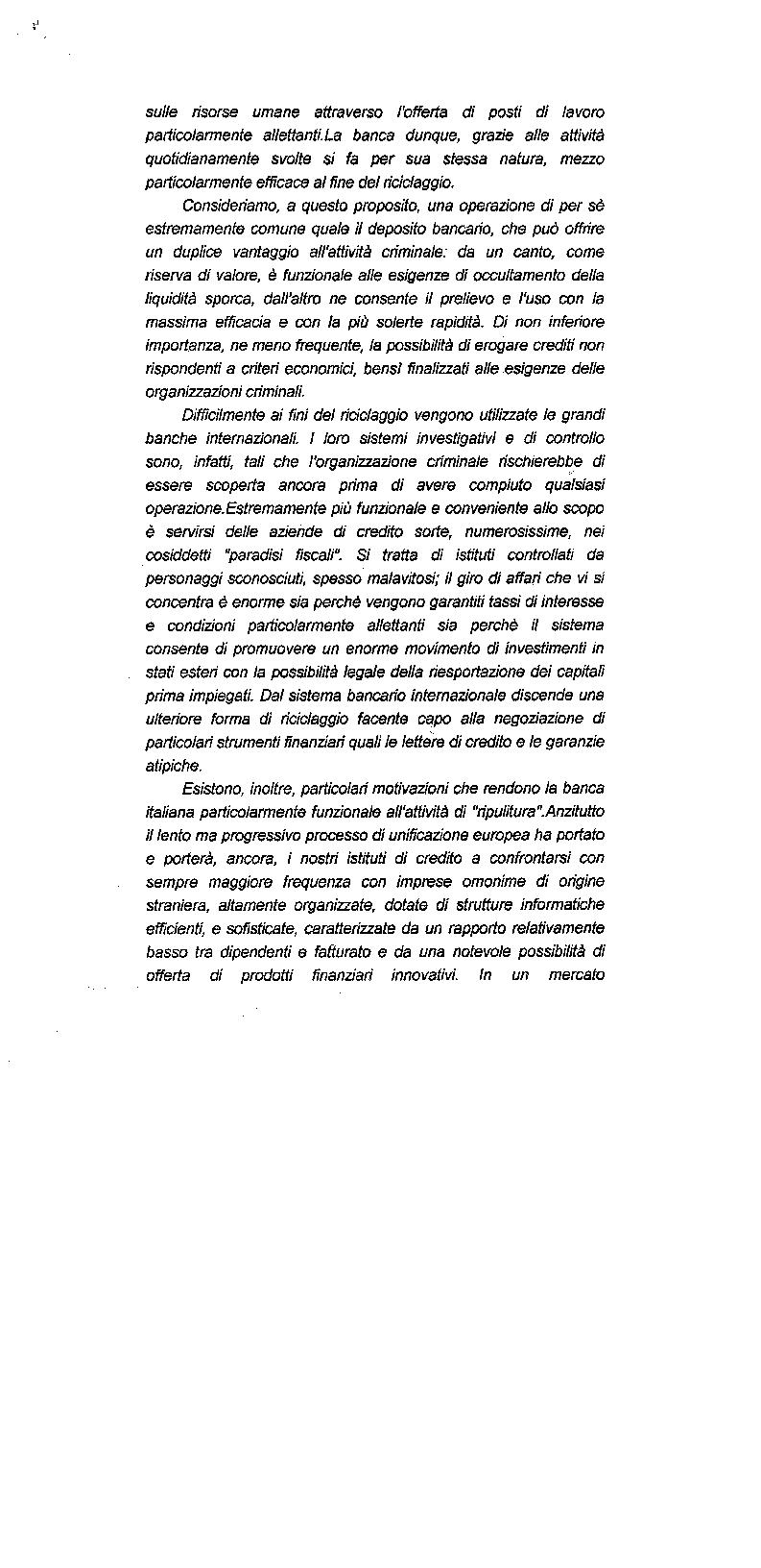 Anteprima della tesi: Il riciclaggio di proventi illeciti nel sistema finanziario contemporaneo, Pagina 4