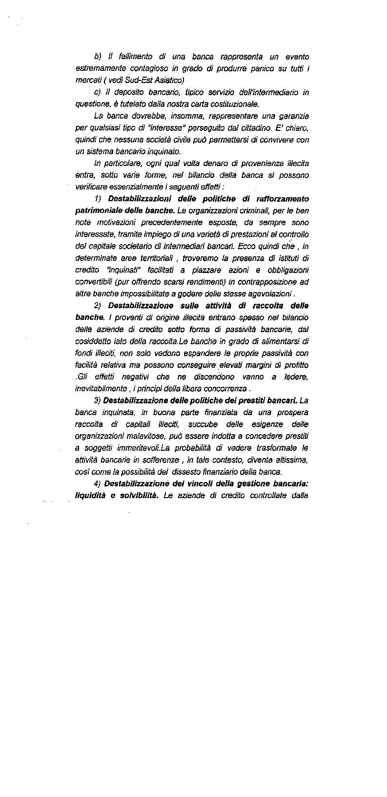 Anteprima della tesi: Il riciclaggio di proventi illeciti nel sistema finanziario contemporaneo, Pagina 6