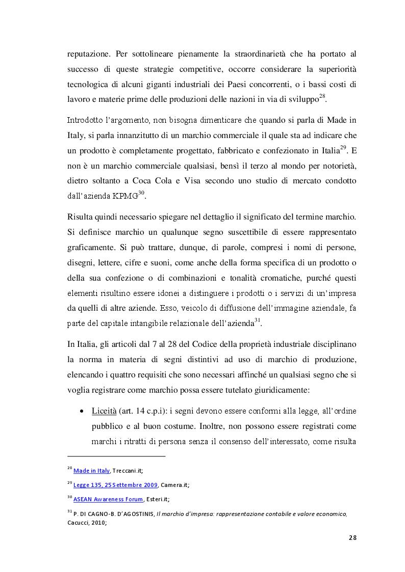 Estratto dalla tesi: L'analisi delle performance economico-finanziarie dell'impresa: il settore delle automobili sportive di lusso
