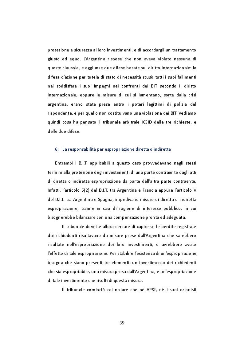 Estratto dalla tesi: Verso una disciplina internazionale delle risorse idriche