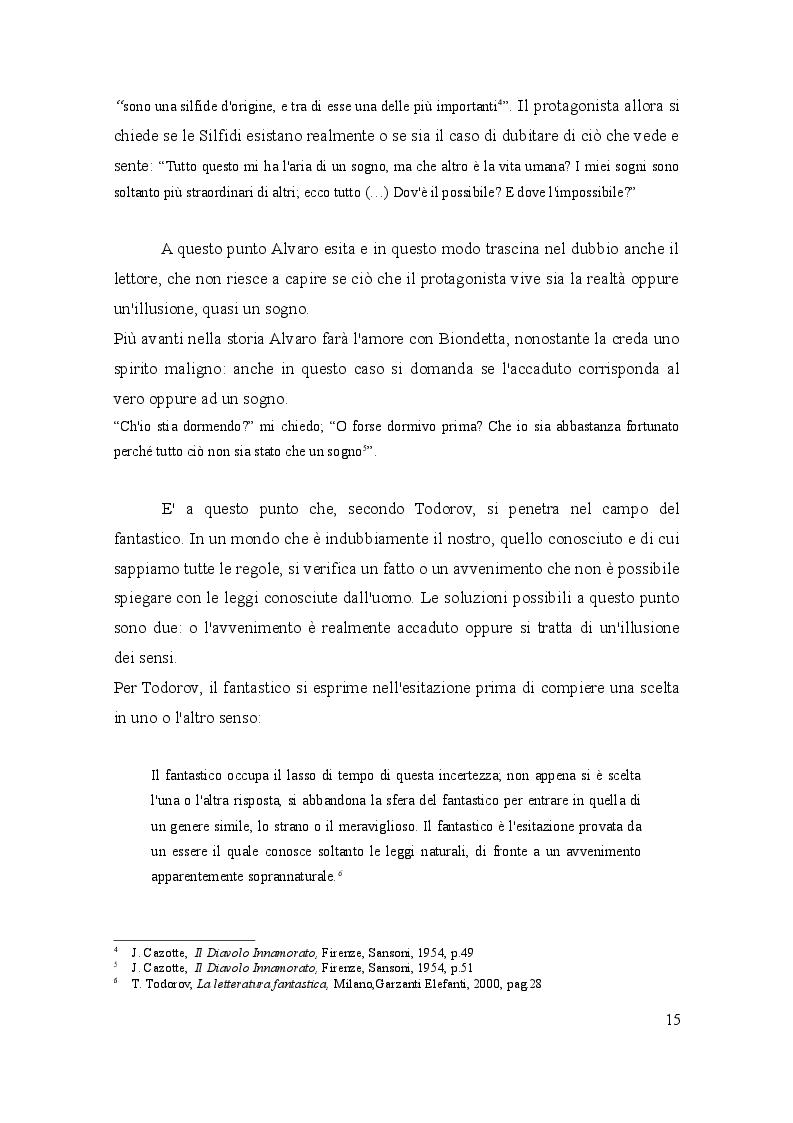 Anteprima della tesi: Dalla fiction al fantasy: scrittura e lettura del modello Harry Potter, Pagina 6