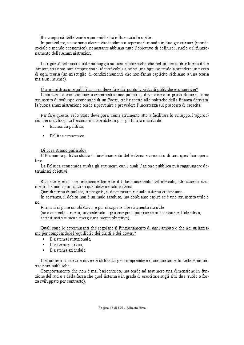Estratto dalla tesi: La Balanced Scorecard nella gestione degli Enti Locali alcuni casi a confronto.