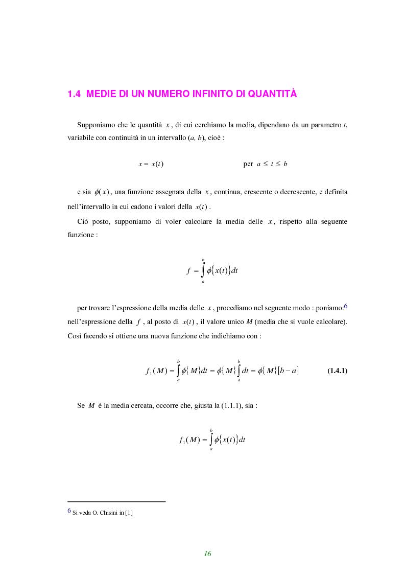 Anteprima della tesi: Applicazione di alcune disuguaglianze all'andamento di funzioni finanziarie e attuariali, Pagina 11