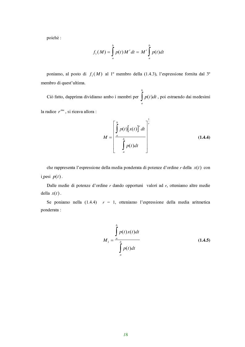 Anteprima della tesi: Applicazione di alcune disuguaglianze all'andamento di funzioni finanziarie e attuariali, Pagina 13