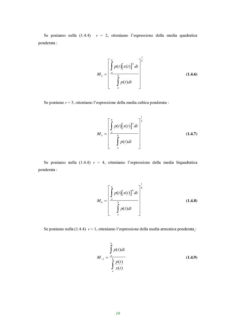 Anteprima della tesi: Applicazione di alcune disuguaglianze all'andamento di funzioni finanziarie e attuariali, Pagina 14