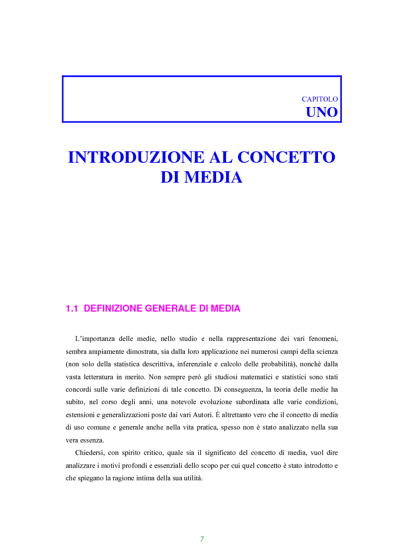 Anteprima della tesi: Applicazione di alcune disuguaglianze all'andamento di funzioni finanziarie e attuariali, Pagina 2