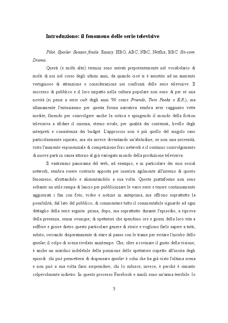 Anteprima della tesi: House of Cards - Potere seriale, Pagina 2