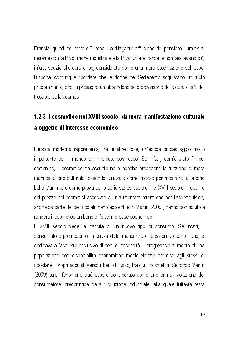 Estratto dalla tesi: La cosmesi e le sue politiche distributive. L'influenza nel rapporto con il distributore. Il caso Cosmitalia.
