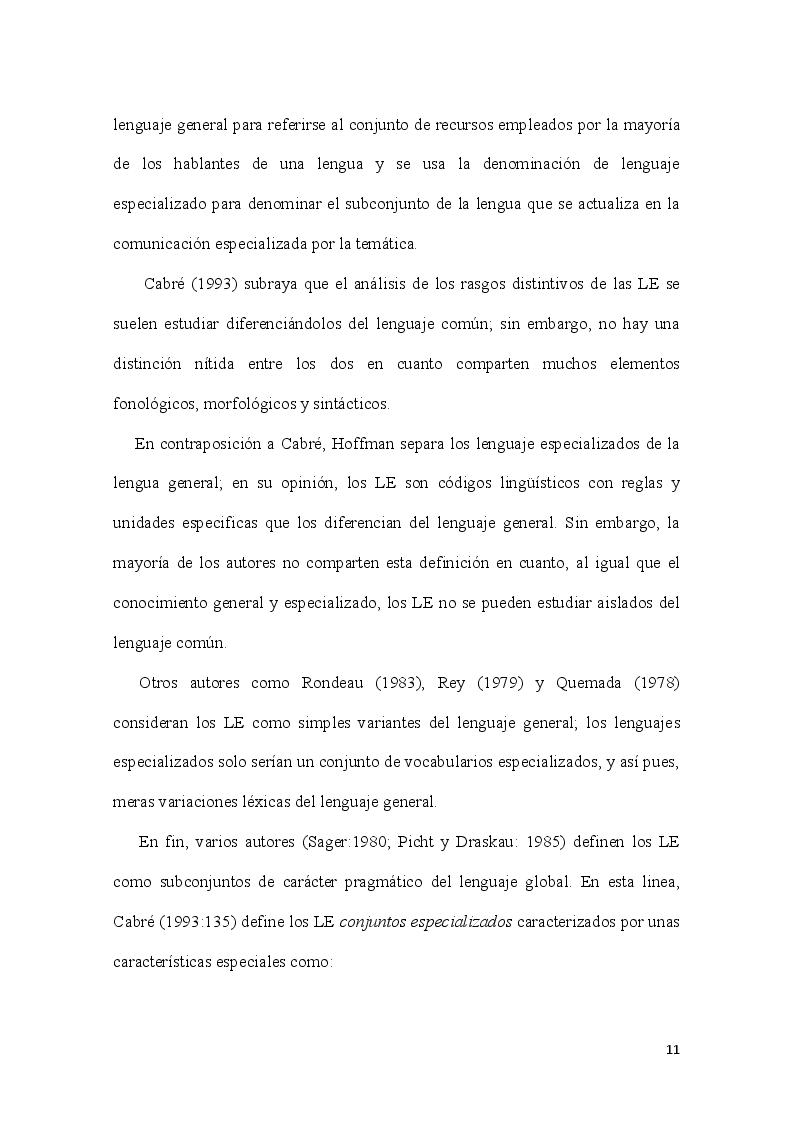 Estratto dalla tesi: Glosario de ortopedia español-italiano. Un estudio de caso sobre la traducción especializada