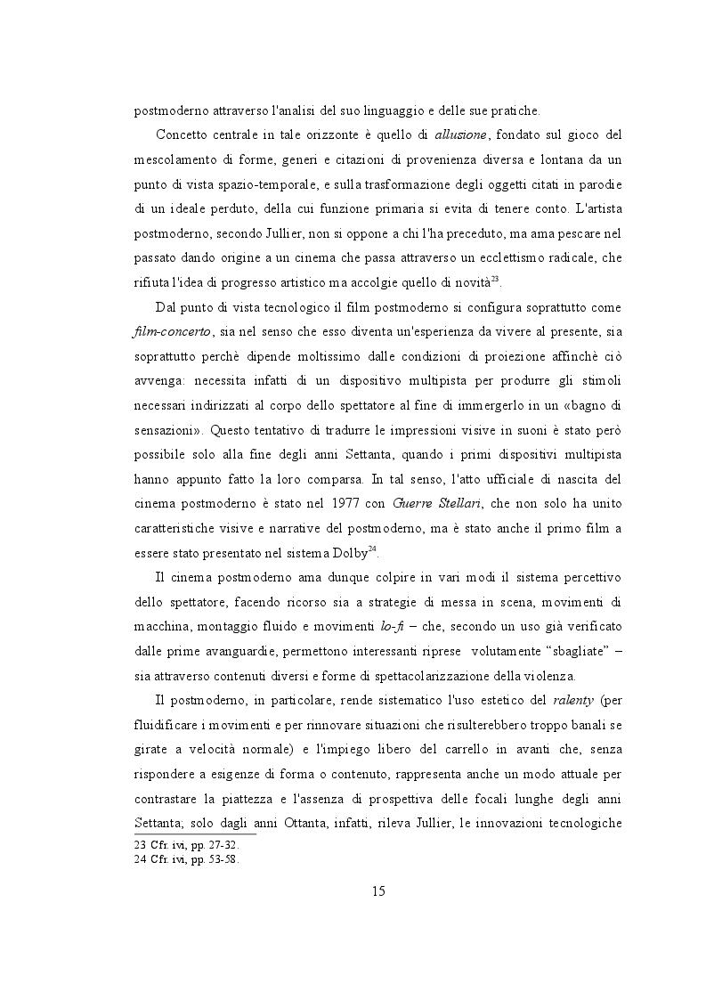 Estratto dalla tesi: Estetiche digitali: il caso Michael Mann