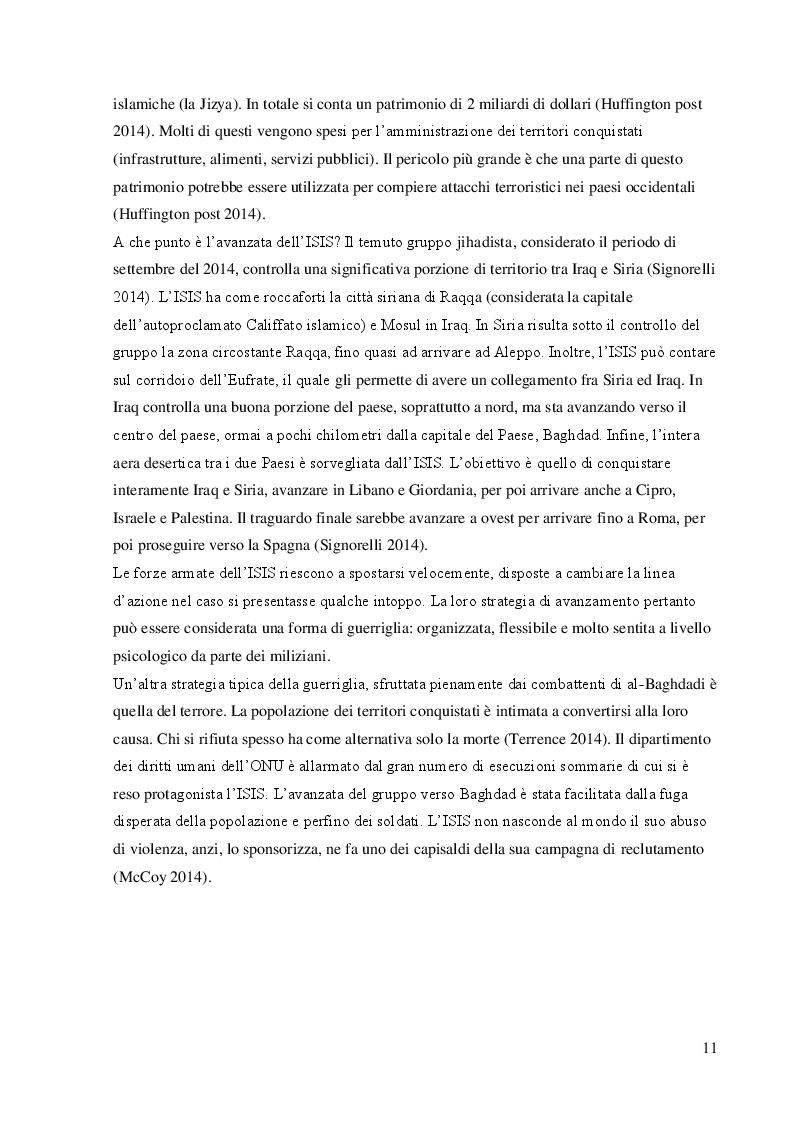 Estratto dalla tesi: ''A Message to America'' Analisi semiotico-linguistica del video del gruppo terroristico ISIS che mostra l'esecuzione del giornalista americano James Foley