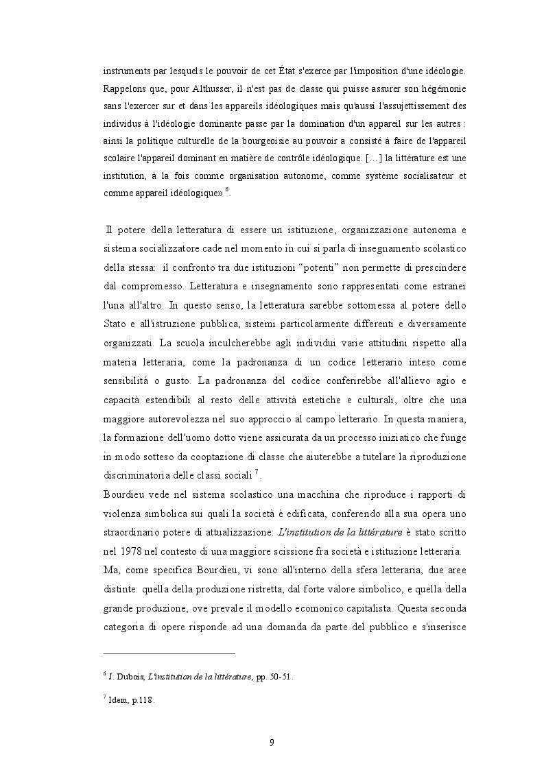 Estratto dalla tesi: ''En finir avec Eddy Bellegueule'': il racconto di sé come contropotere.