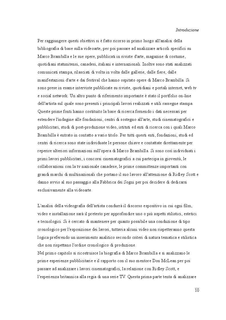 Anteprima della tesi: La Tela Videocinetica, Pagina 4