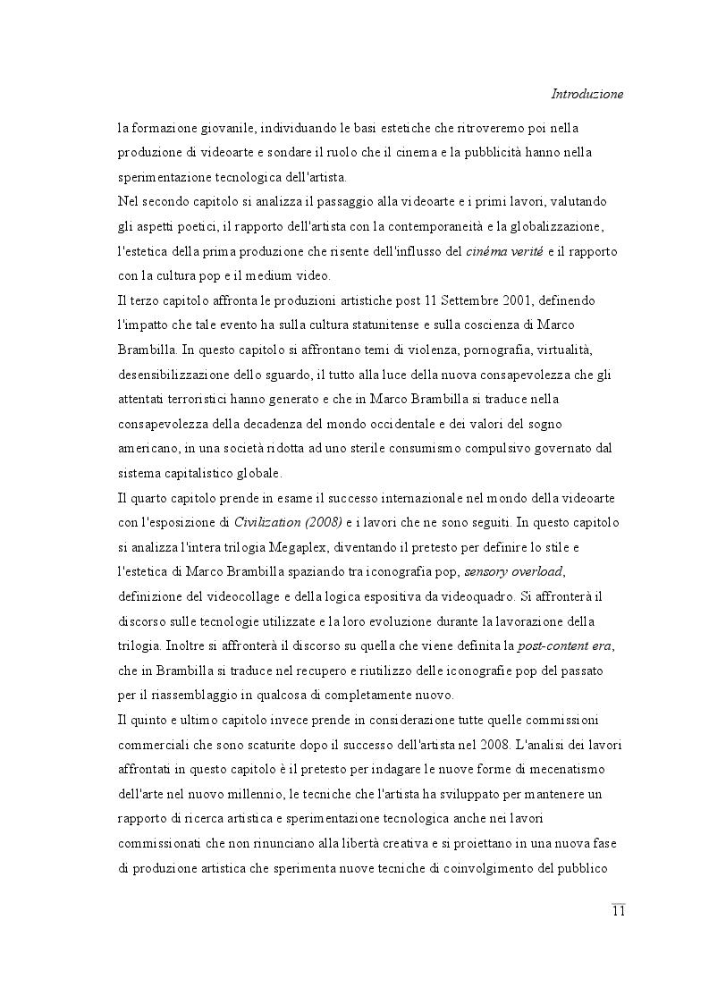 Anteprima della tesi: La Tela Videocinetica, Pagina 5