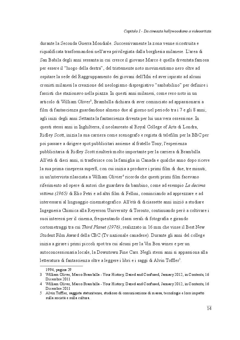 Anteprima della tesi: La Tela Videocinetica, Pagina 8