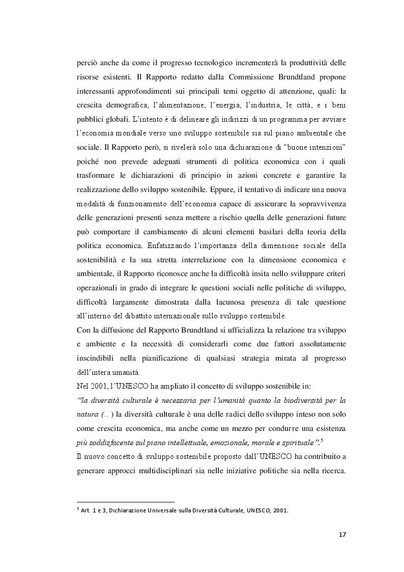 Estratto dalla tesi: La Comunicazione nell'ambito di progetti di Sviluppo Sostenibile. Case Study: il Car Sharing, nuova frontiera della mobilità sostenibile.