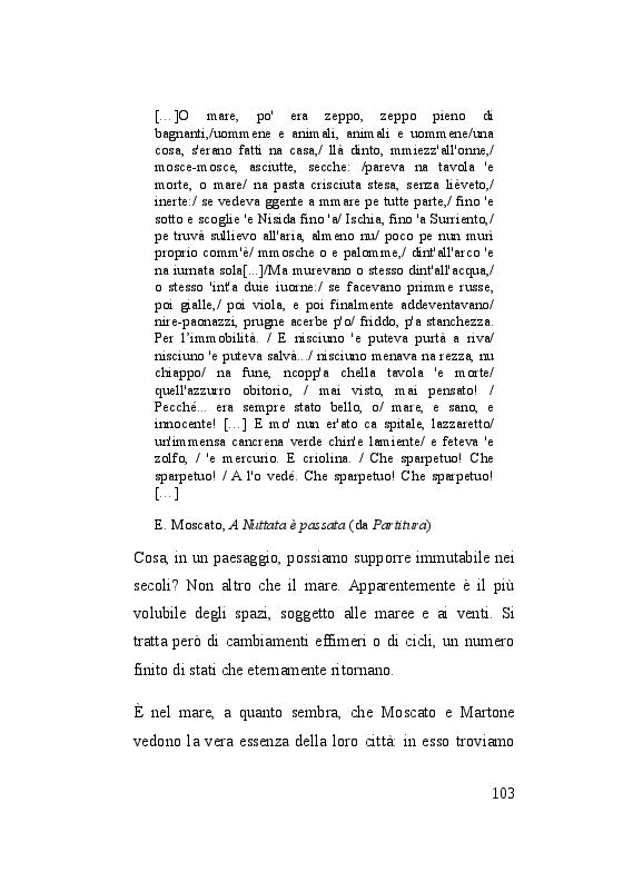 Estratto dalla tesi: Da Carmen a Lacarmén: una regia di Mario Martone
