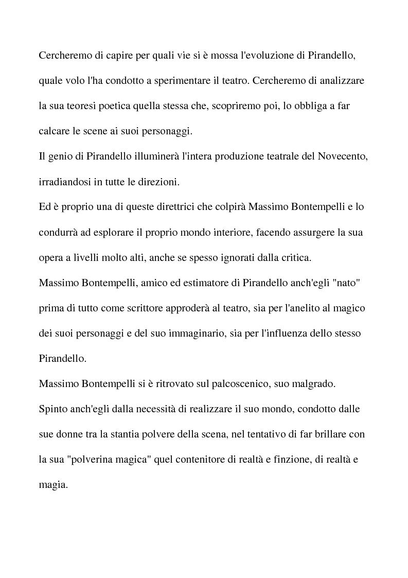Anteprima della tesi: Letterati a teatro, Pagina 3