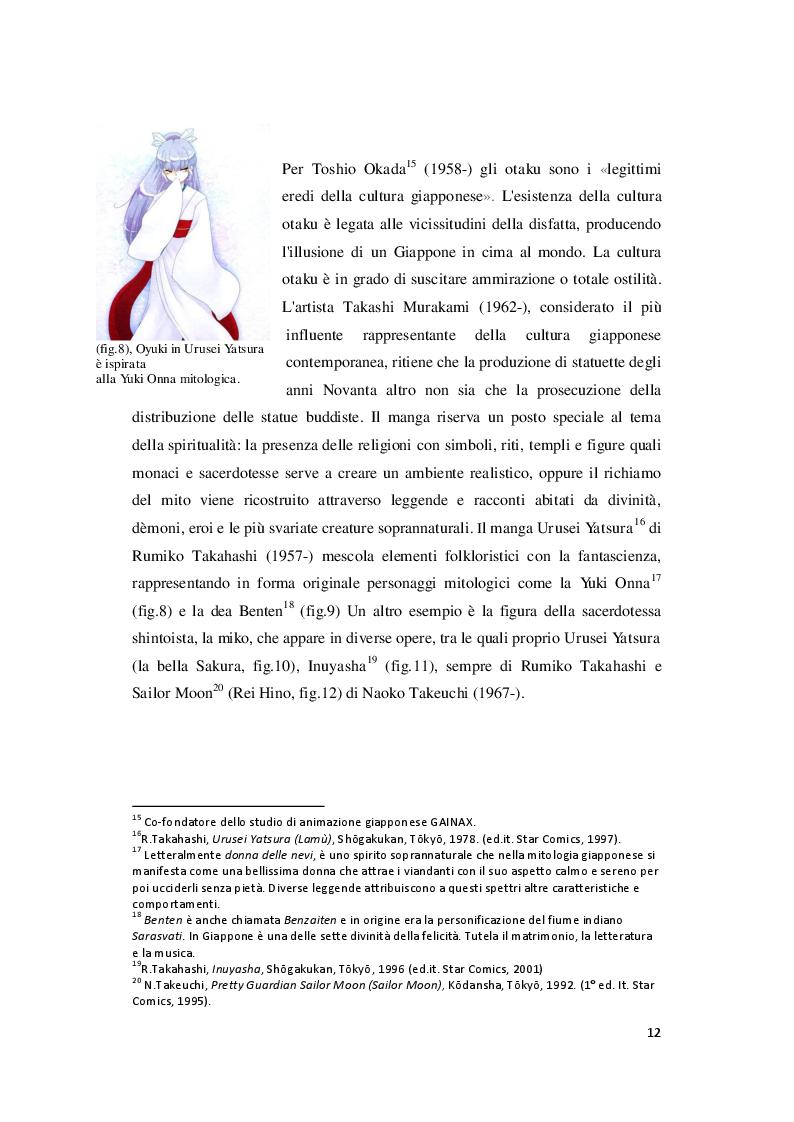 Estratto dalla tesi: Il manga. Dall'arcipelago del Sol Levante al Bel Paese, la storia di un bene culturale