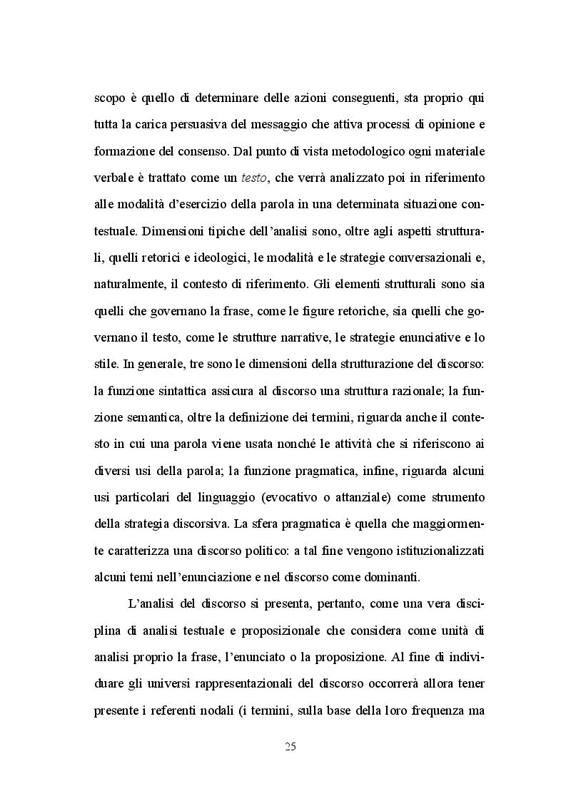 Estratto dalla tesi: Per un ritratto linguistico e comunicativo di Giulio Andreotti