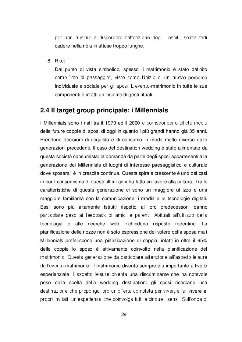 Estratto dalla tesi: Destination Wedding in Toscana: quando il matrimonio diventa destinazione