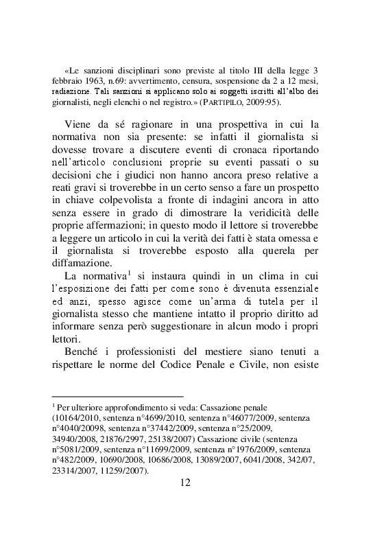 Estratto dalla tesi: Dalla banda della Magliana al clan dei Casalesi: analisi diacronica del giornalismo di cronaca nera dal 1981 al 2014