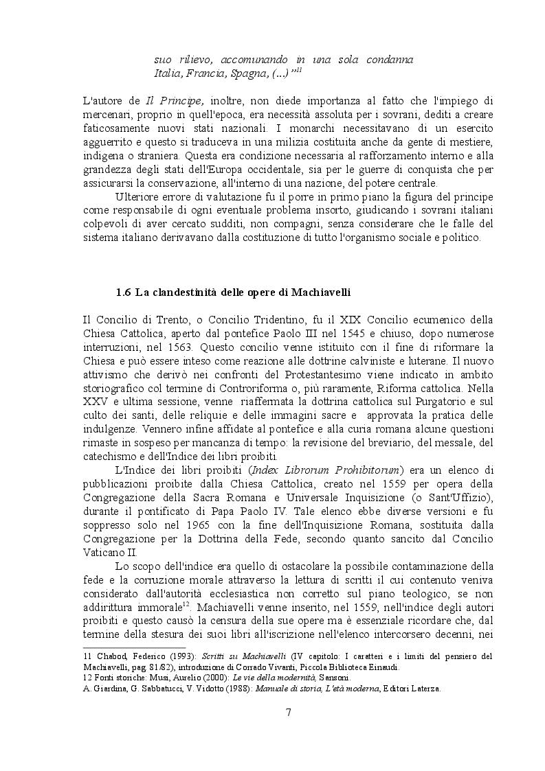 """Estratto dalla tesi: Analisi di una traduzione manoscritta de """"Il Principe"""" (manoscritto 1017 BNE)"""