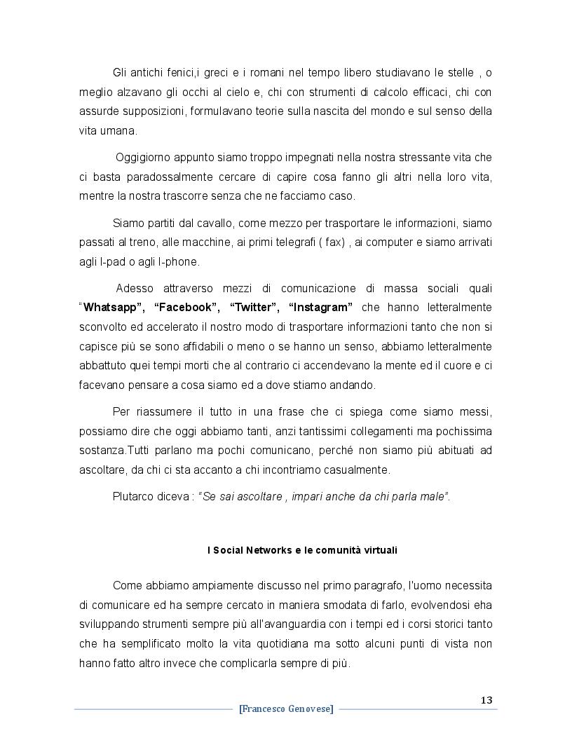 Estratto dalla tesi: Evoluzione del Viral Marketing e della Narrazione nella Comunicazione: strumenti, strategie e contenuti