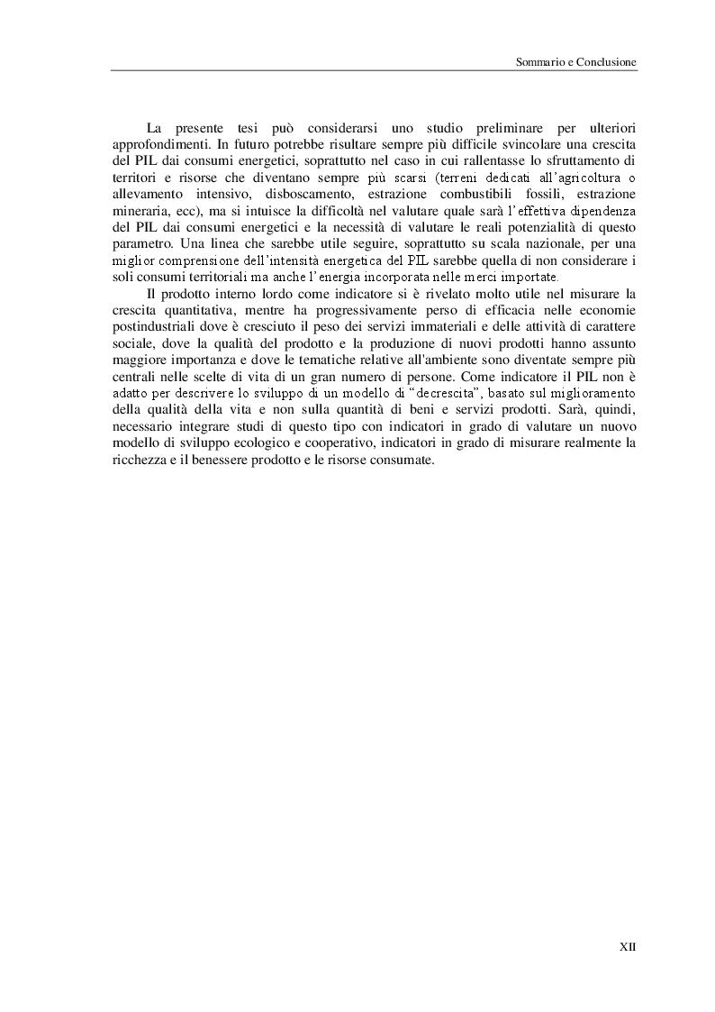 Estratto dalla tesi: Utilizzo della KAYA IDENTITY per la definizione di scenari di emissioni di CO2