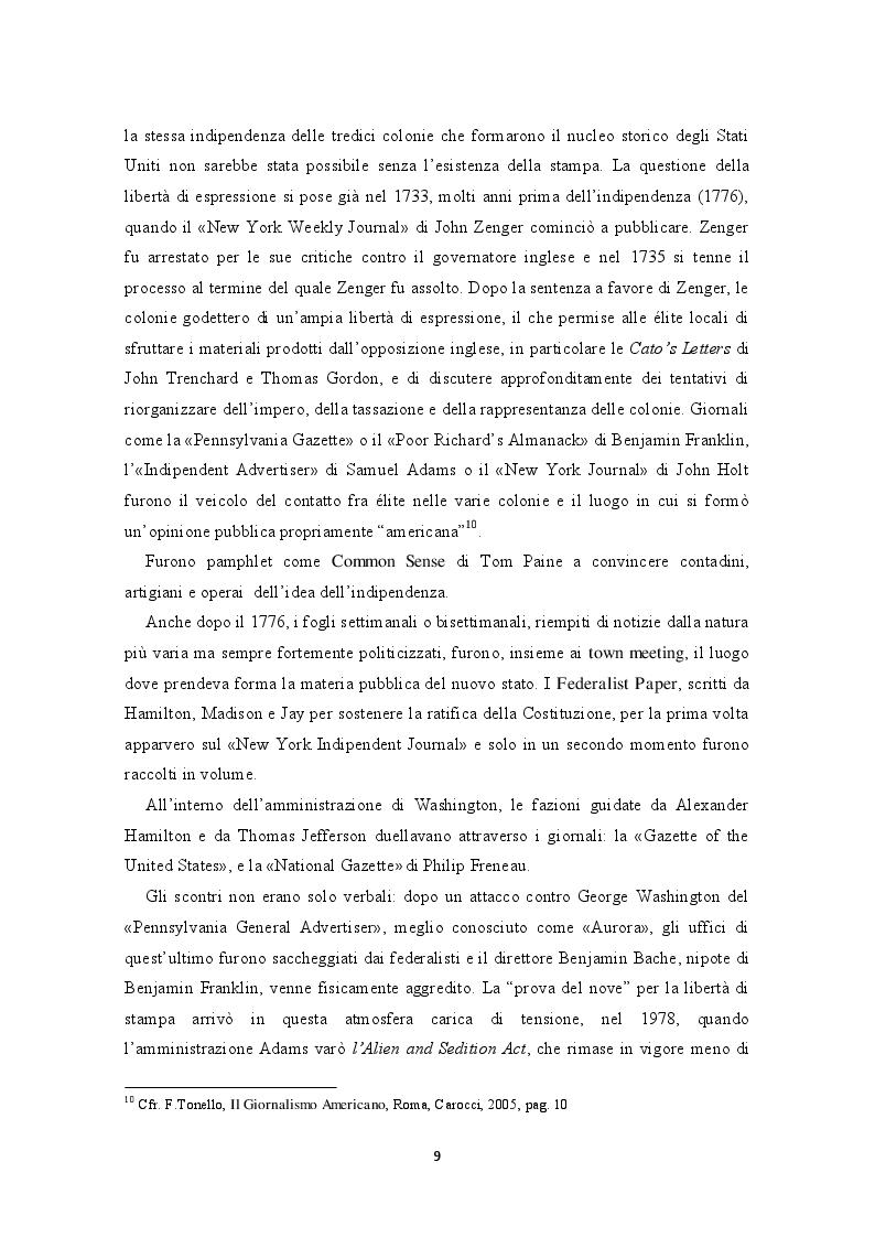 Estratto dalla tesi: Infotainment made in USA: David Letterman, Jon Stewart e la politica americana