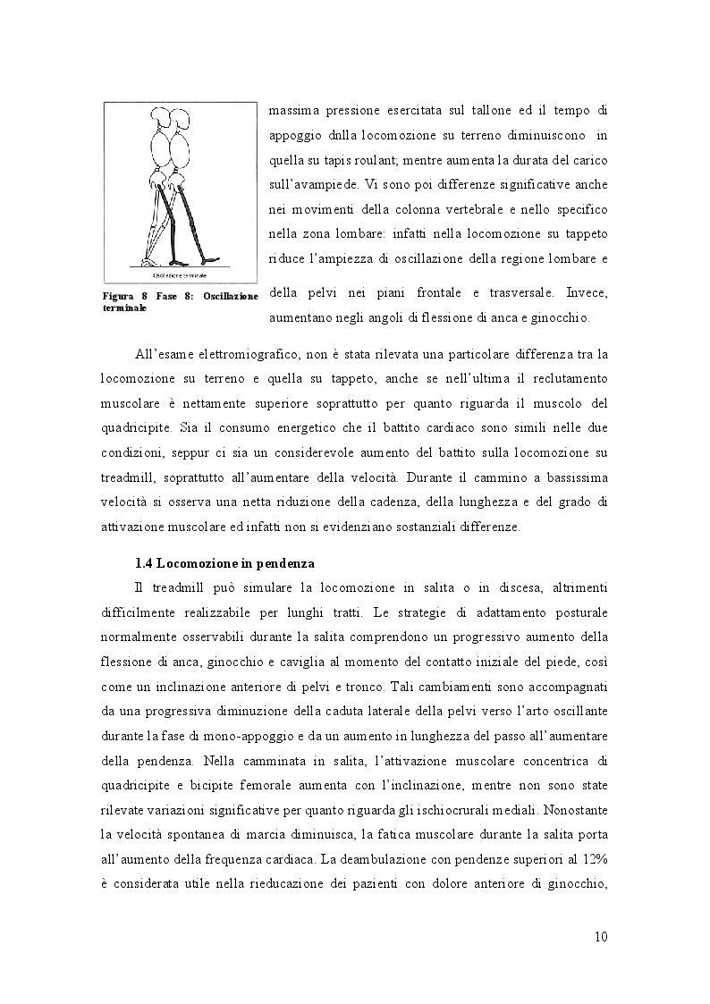 Estratto dalla tesi: Il Walking: Metodi e Tecniche per una corretta camminata
