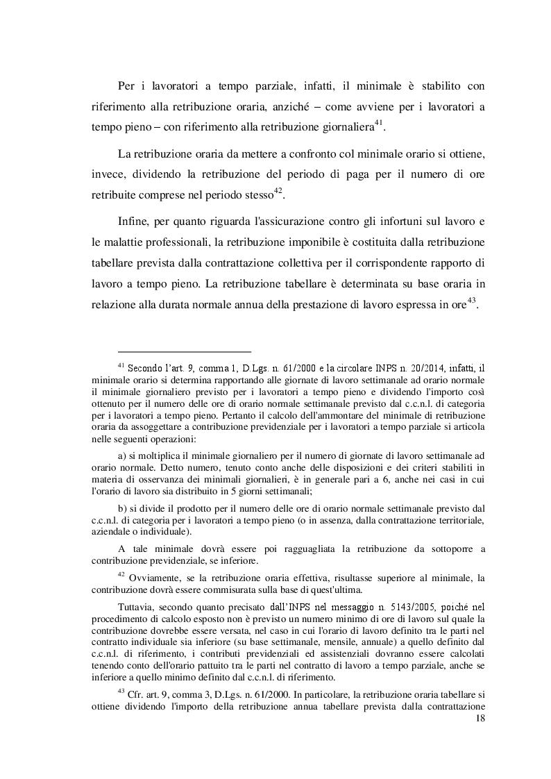 Estratto dalla tesi: Jobs Act: profili normativi e previdenziali