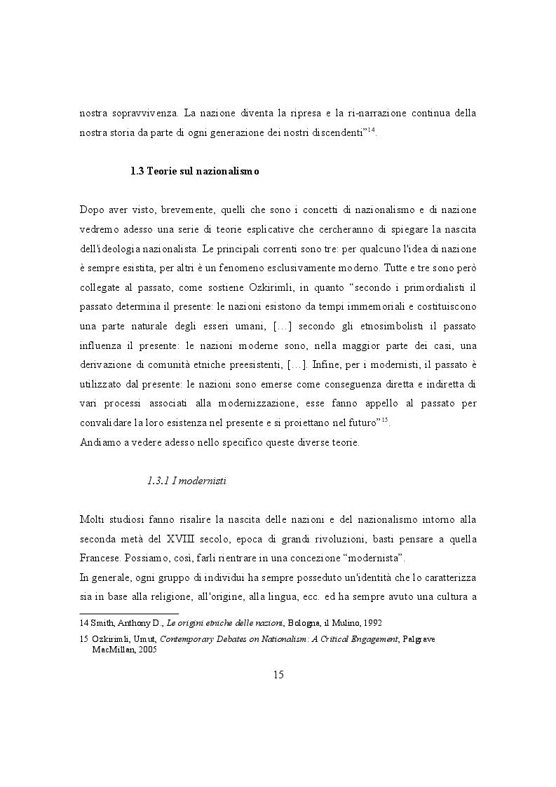 Estratto dalla tesi: Nazionalismo e minoranze etniche: la Repubblica di Macedonia tra questione greca e multietnicità