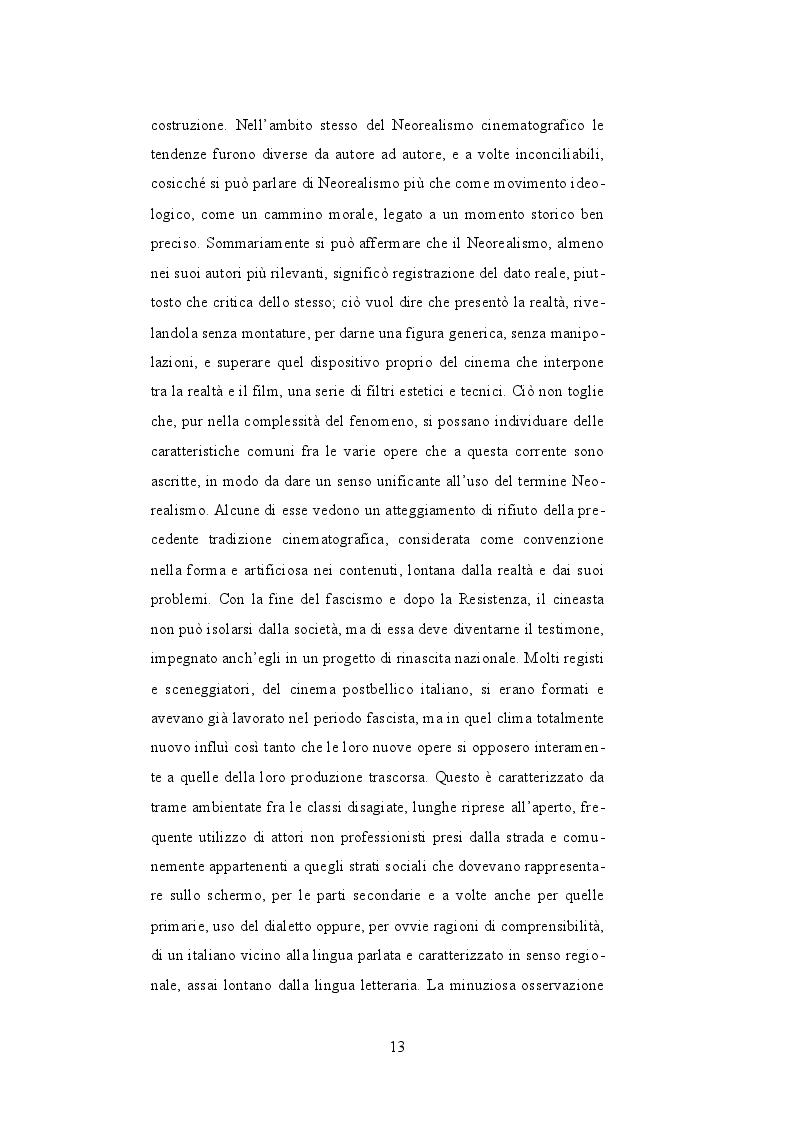 Estratto dalla tesi: Dalla pagina allo schermo: La Ciociara da Moravia a De Sica