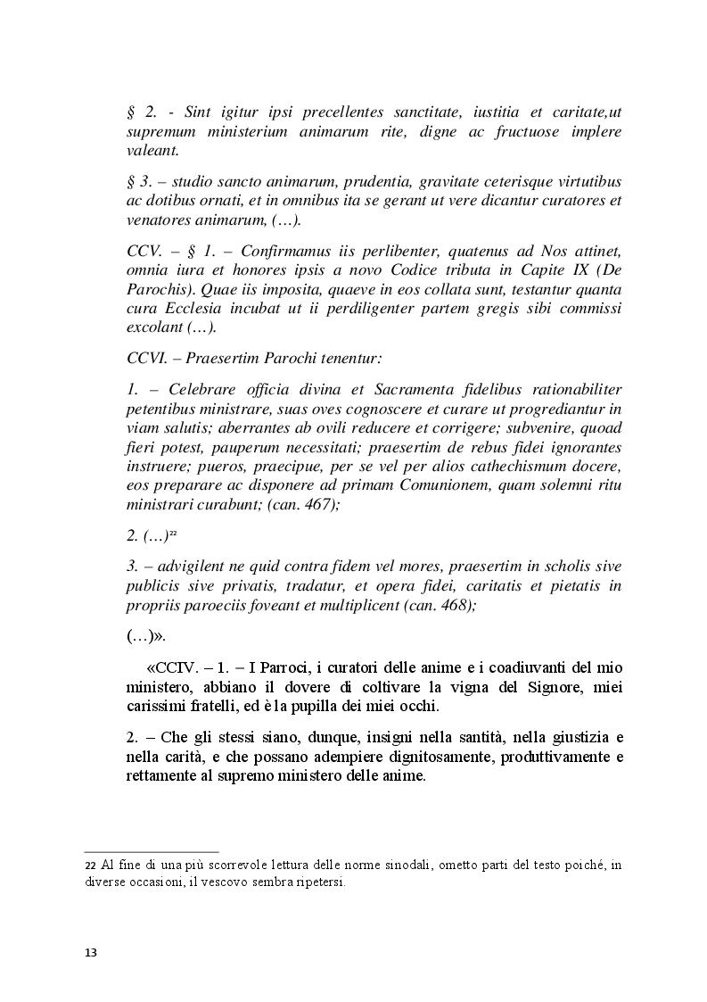 Estratto dalla tesi: Per una storia del movimento cattolico viestano: Dai moniti di riforma di mons. Gagliardi (1922) ad oggi