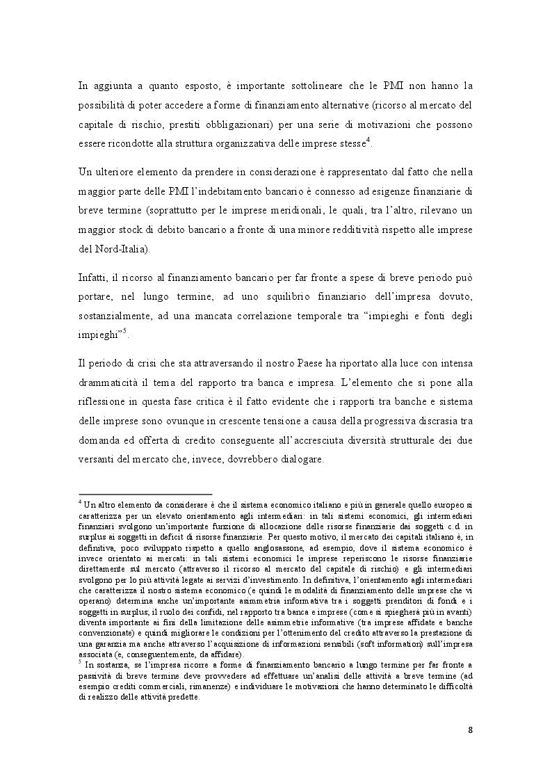 Estratto dalla tesi: Il processo di fusione tra confidi. Il caso Confidi Confcommercio Puglia