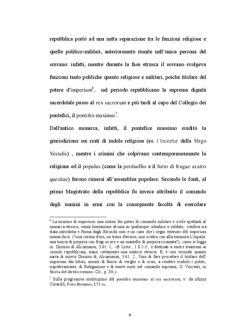 Estratto dalla tesi: Il Praetor: funzioni e competenze