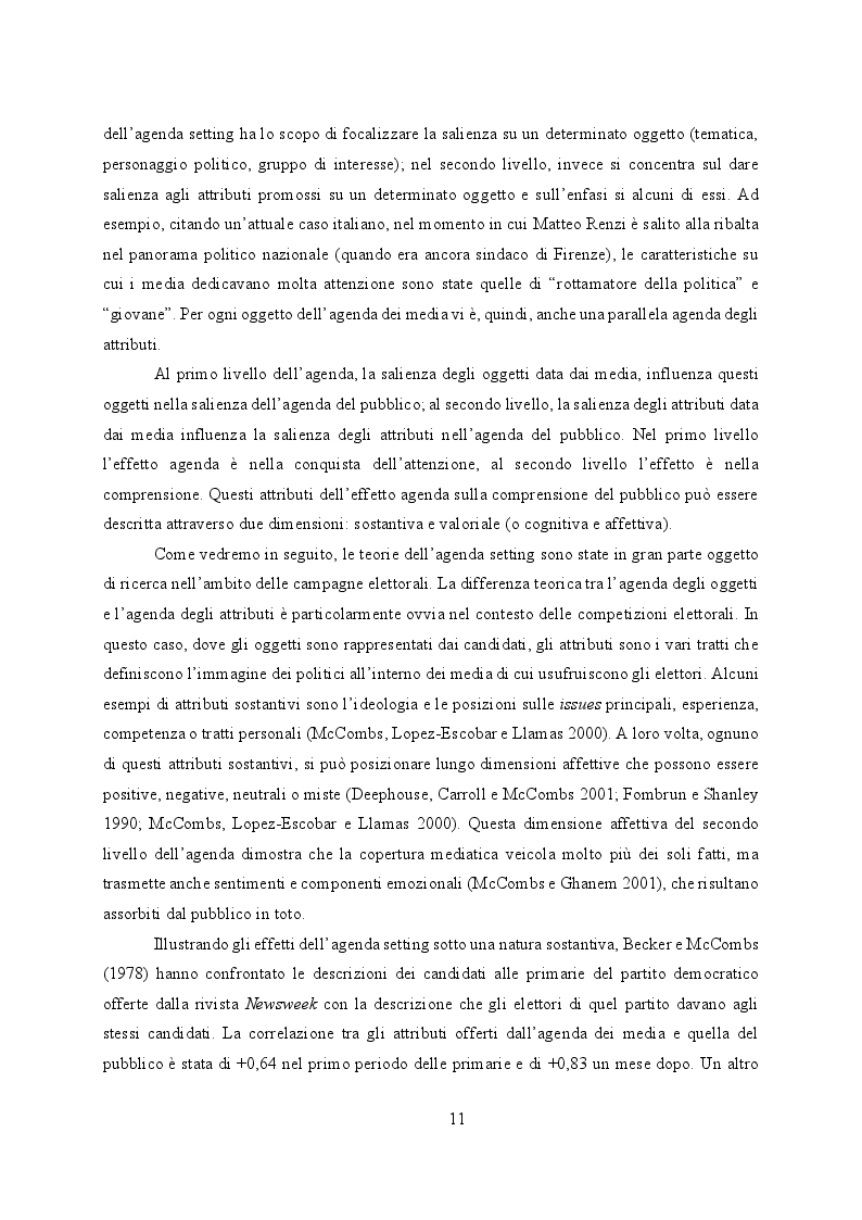 Estratto dalla tesi: 'Ndrangheta e stampa: la strategia mediatica della cosca nei media reggiani