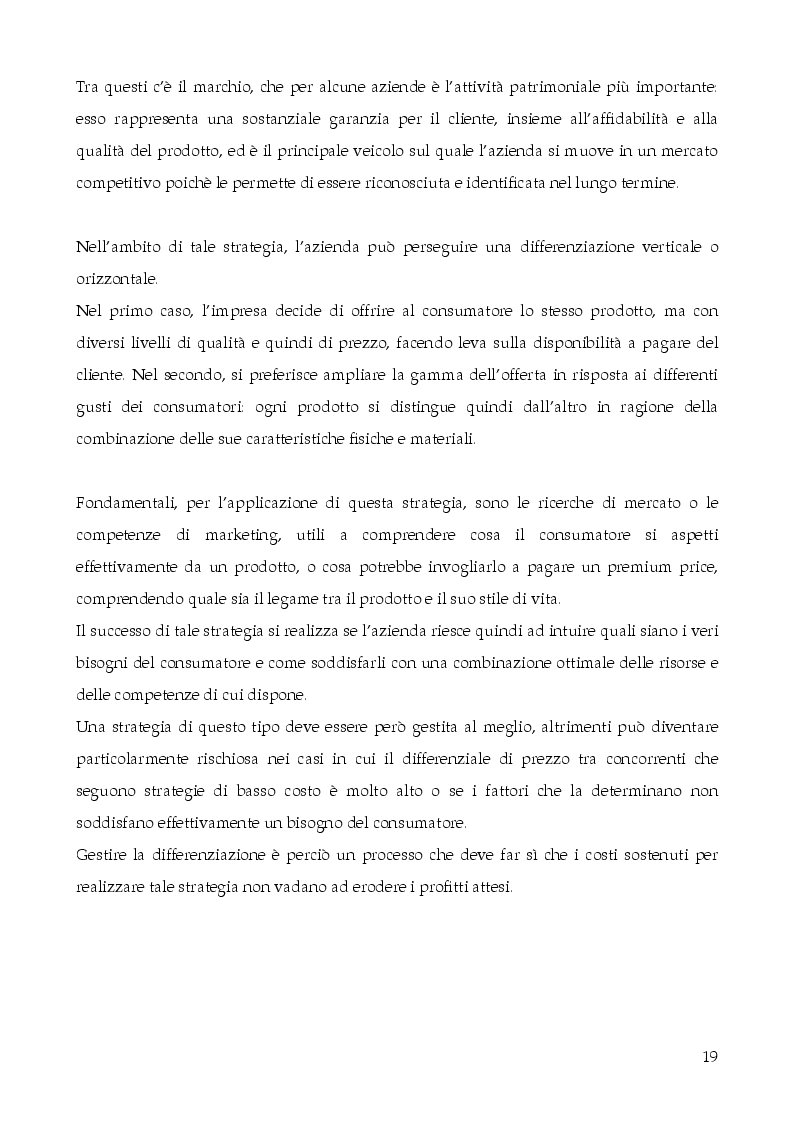 Estratto dalla tesi: L'ambiente competitivo e le Strategie Aziendali: il caso Mediaset.